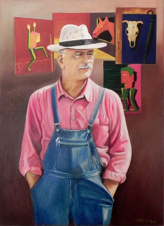 Portrait von Elmar Willié