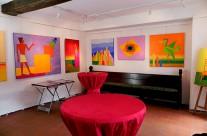 Impressionen meiner Ausstellung im Heimatmuseum