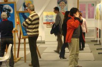 Mitgliederausstellung im Malclub-Saar e.V. ab 28.09.2013