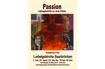 Passionsausstellung in der Saarbrücker Ludwigskirche